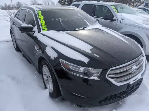 2015 Ford Taurus for sale at 309 Auto Sales LLC in Harrod OH