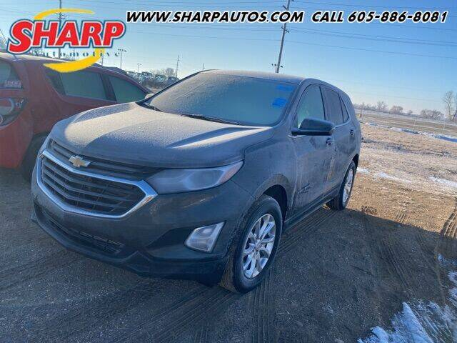 2019 Chevrolet Equinox for sale at Sharp Automotive in Watertown SD