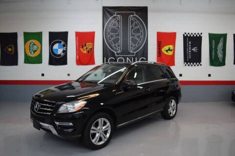 2013 Mercedes-Benz M-Class for sale at Iconic Auto Exchange in Concord NC