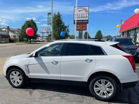2010 Cadillac SRX for sale at Select Auto Group in Wyoming MI