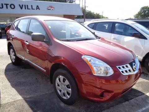 2014 Nissan Rogue Select for sale at Auto Villa in Danville VA
