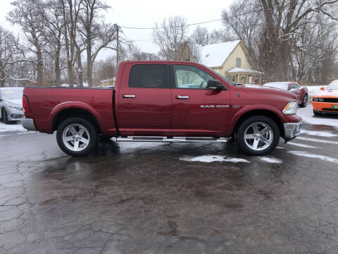 2011 RAM Ram Pickup 1500 for sale at Westview Motors in Hillsboro OH