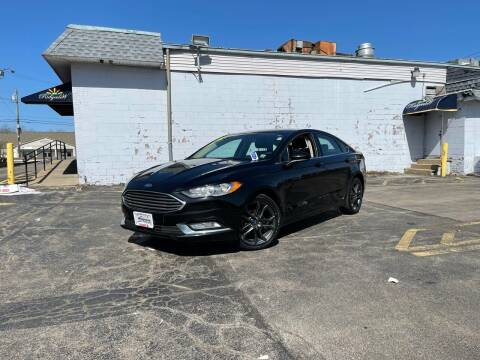 2018 Ford Fusion for sale at Santa Motors Inc in Rochester NY