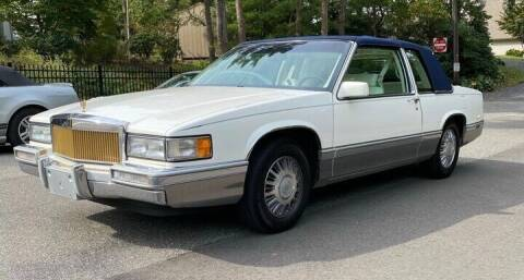 1993 Cadillac DeVille for sale at CANDOR INC in Toms River NJ