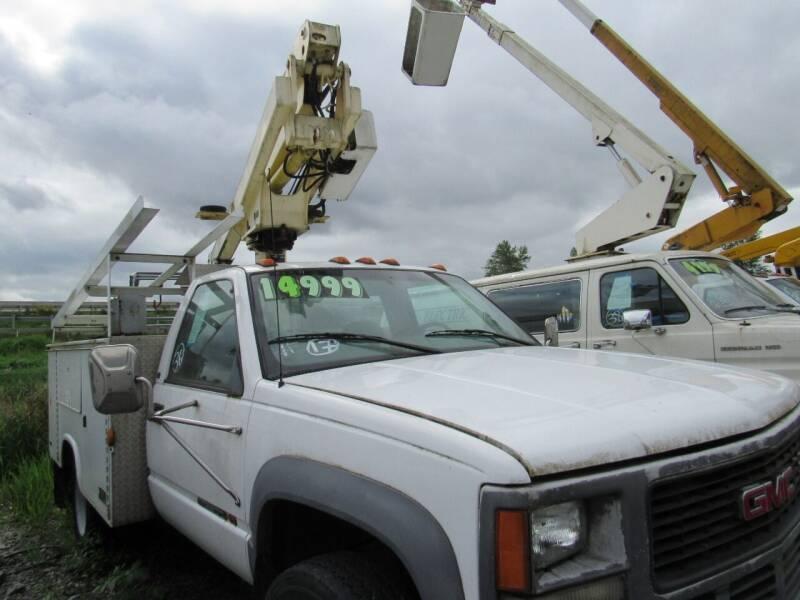 2000 GMC C4500 Bucket Truck - Algona WA