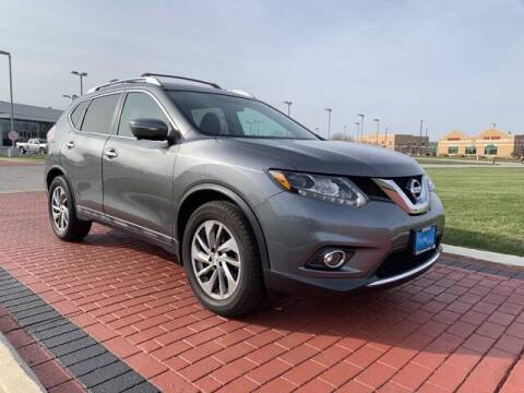 2015 Nissan Rogue for sale at BMW of Schererville in Shererville IN