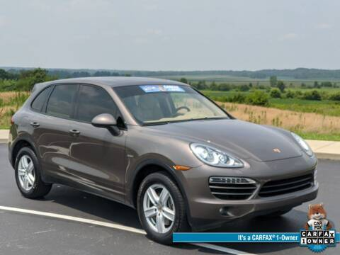 2013 Porsche Cayenne for sale at Bob Walters Linton Motors in Linton IN