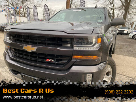 2016 Chevrolet Silverado 1500 for sale at Best Cars R Us in Plainfield NJ