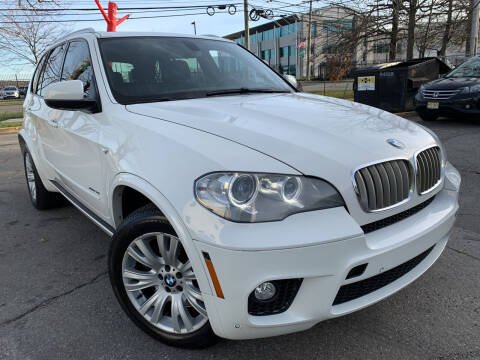 2013 BMW X5 for sale at JerseyMotorsInc.com in Teterboro NJ