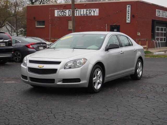 2011 Chevrolet Malibu for sale at Tom Roush Budget Westfield in Westfield IN