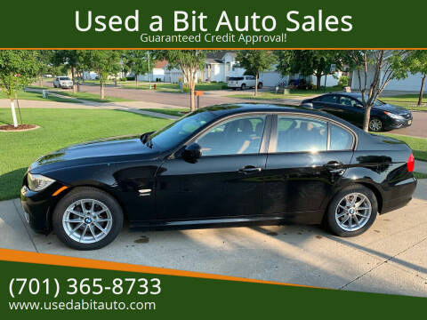 2010 BMW 3 Series for sale at Used a Bit Auto Sales in Fargo ND