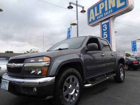 2012 Chevrolet Colorado for sale at Alpine Auto Sales in Salt Lake City UT
