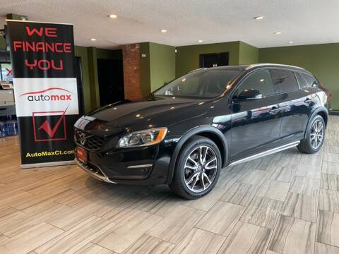 2016 Volvo V60 Cross Country for sale at AutoMax in West Hartford CT