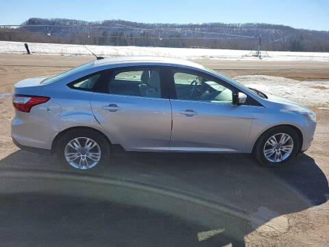 2012 Ford Focus for sale at SCENIC SALES LLC in Arena WI