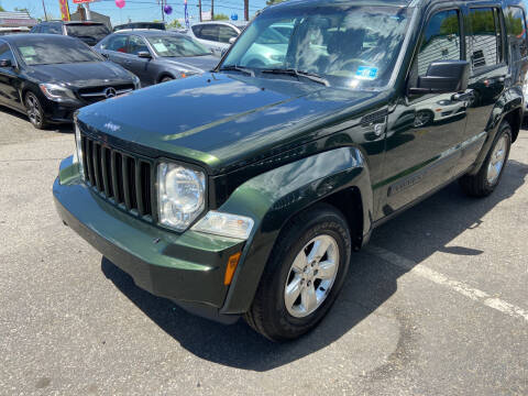 2012 Jeep Liberty for sale at SuperBuy Auto Sales Inc in Avenel NJ