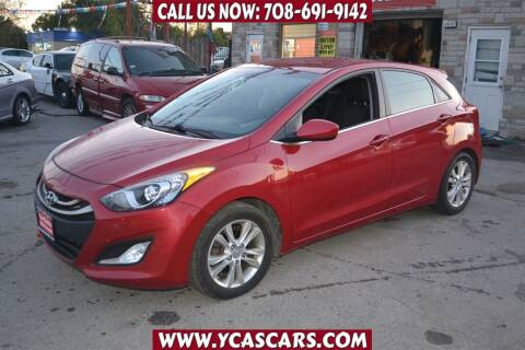 2015 Hyundai Elantra GT for sale at Your Choice Autos - Crestwood in Crestwood IL