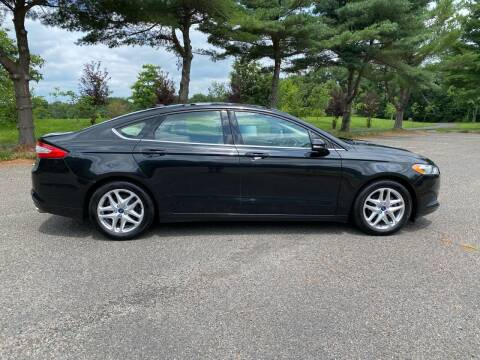 2013 Ford Fusion for sale at Timothy Motors Inc in Lakewood NJ