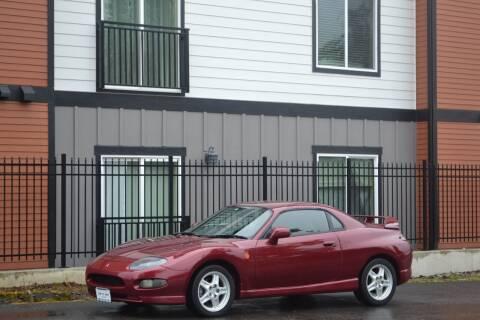 1995 Mitsubishi Fto for sale at Skyline Motors Auto Sales in Tacoma WA