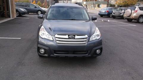 2014 Subaru Outback for sale at Sharp Auto Center in Worcester MA