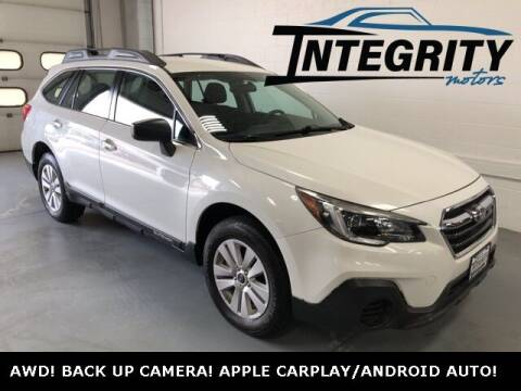 2018 Subaru Outback for sale at Integrity Motors, Inc. in Fond Du Lac WI