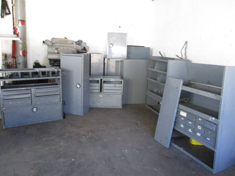 n/a Cargo Van' Cabinets for sale at I C Used Cars in Van Nuys CA