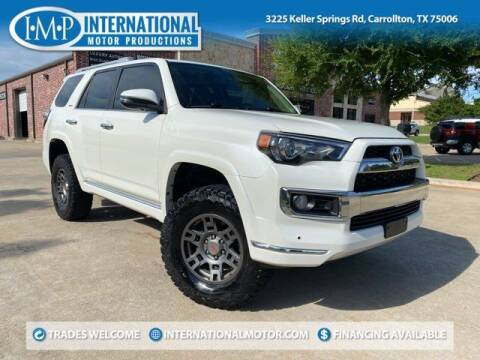 2014 Toyota 4Runner for sale at International Motor Productions in Carrollton TX