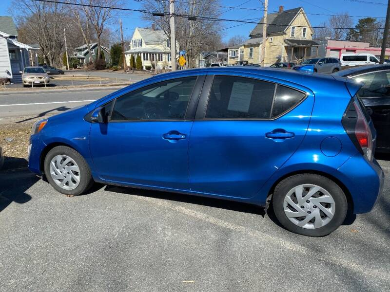 2015 Toyota Prius c for sale at Good Works Auto Sales INC in Ashland MA