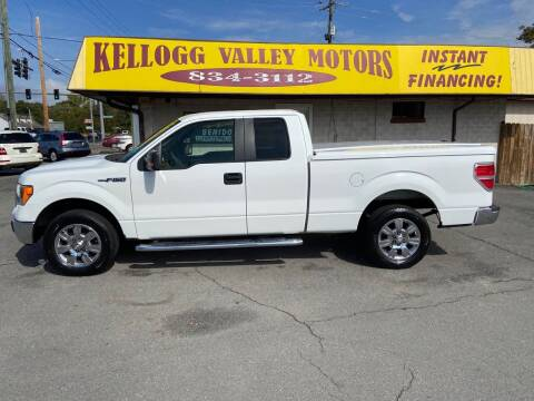 2009 Ford F-150 for sale at Kellogg Valley Motors in Gravel Ridge AR