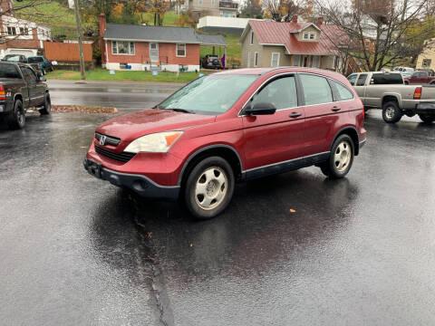 2007 Honda CR-V for sale at KP'S Cars in Staunton VA