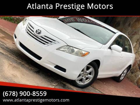 2008 Toyota Camry for sale at Atlanta Prestige Motors in Decatur GA