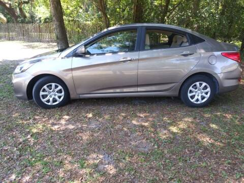 2014 Hyundai Accent for sale at Royal Auto Mart in Tampa FL