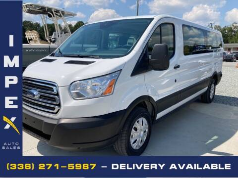 2019 Ford Transit Passenger for sale at Impex Auto Sales in Greensboro NC