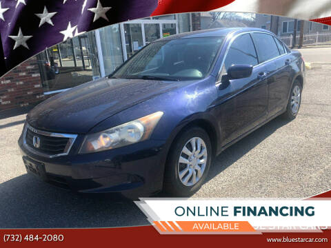 2009 Honda Accord for sale at Blue Star Cars in Jamesburg NJ
