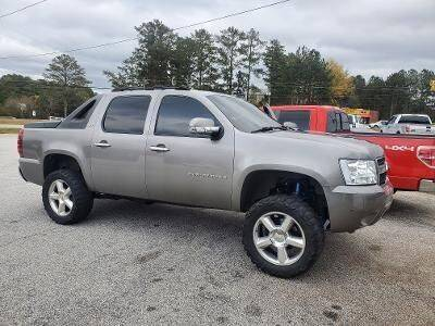 2007 Chevrolet Avalanche for sale at Cross Automotive in Carrollton GA