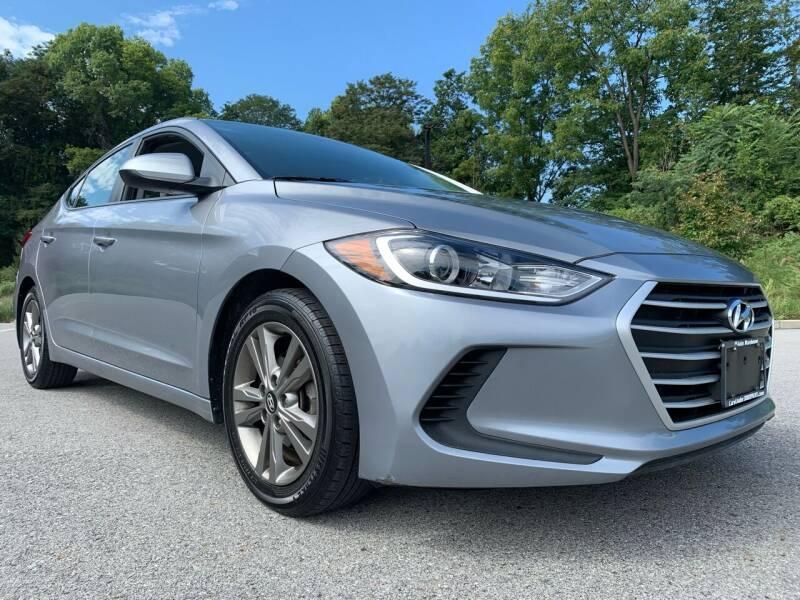 2017 Hyundai Elantra for sale at Auto Warehouse in Poughkeepsie NY