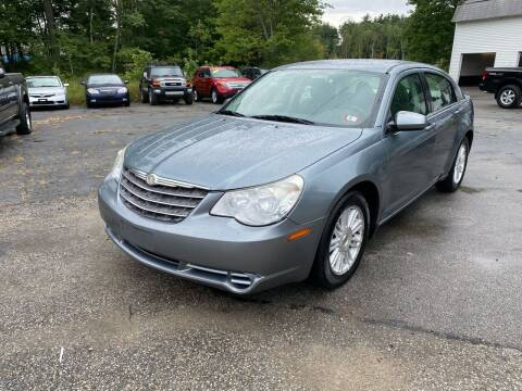 2007 Chrysler Sebring for sale at Cars R Us Of Kingston in Kingston NH