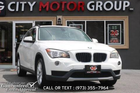 2013 BMW X1 for sale at City Motor Group, Inc. in Wanaque NJ