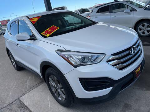 2016 Hyundai Santa Fe Sport for sale at Top Line Auto Sales in Idaho Falls ID