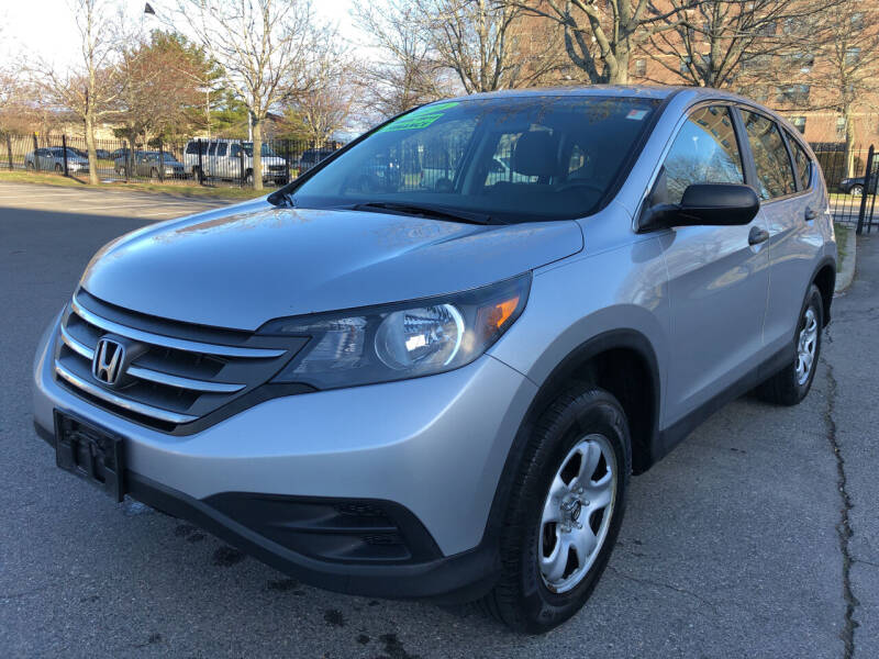 2014 Honda CR-V for sale at Commercial Street Auto Sales in Lynn MA