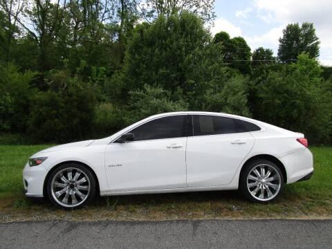 2016 Chevrolet Malibu for sale at Variety Auto Sales in Abingdon VA