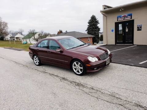 2007 Mercedes-Benz C-Class for sale at Hackler & Son Used Cars in Red Lion PA
