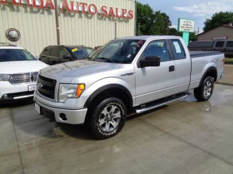 2013 Ford F-150 for sale at De Anda Auto Sales in Storm Lake IA