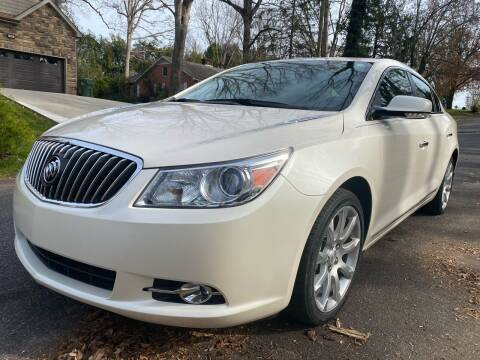 2013 Buick LaCrosse for sale at Viewmont Auto Sales in Hickory NC