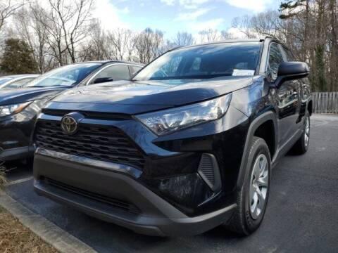 2020 Toyota RAV4 for sale at Impex Auto Sales in Greensboro NC