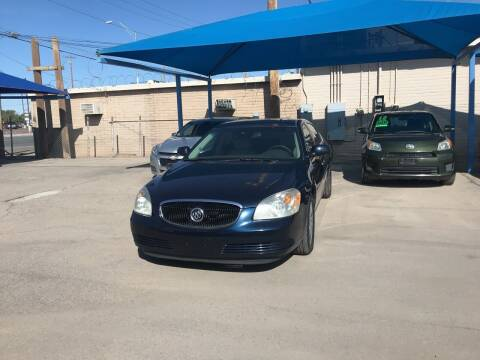 2008 Buick Lucerne for sale at Autos Montes in Socorro TX