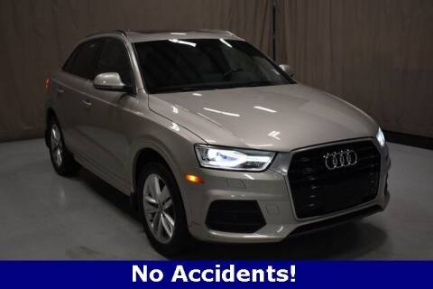 2017 Audi Q3 for sale at Vorderman Imports in Fort Wayne IN