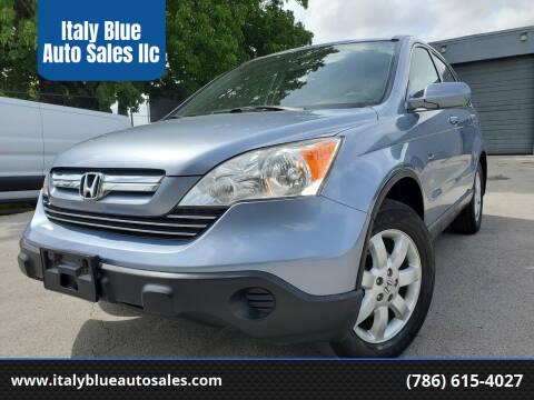 2007 Honda CR-V for sale at Italy Blue Auto Sales llc in Miami FL
