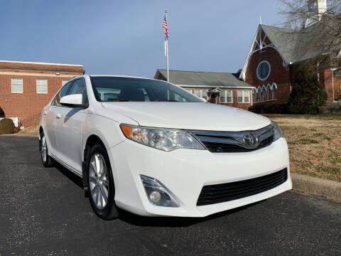 2012 Toyota Camry for sale at Automax of Eden in Eden NC