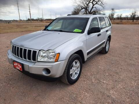 2006 Jeep Grand Cherokee for sale at Best Car Sales in Rapid City SD