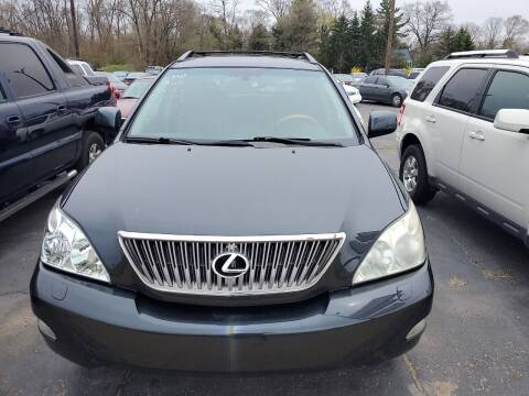 2008 Lexus RX 350 for sale at All State Auto Sales, INC in Kentwood MI